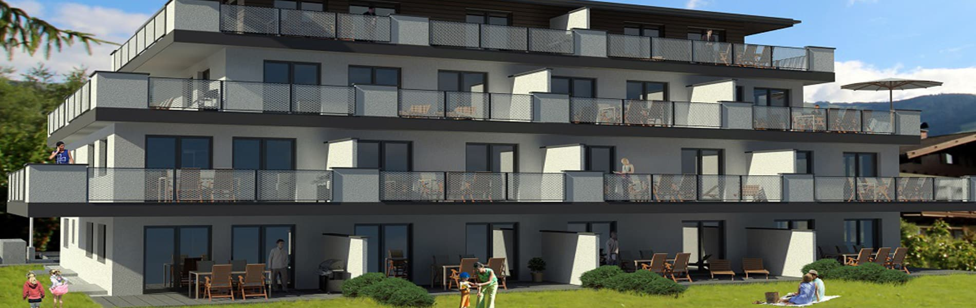 Wau Wohnbau Wohlfühl-Lounge Mittersill