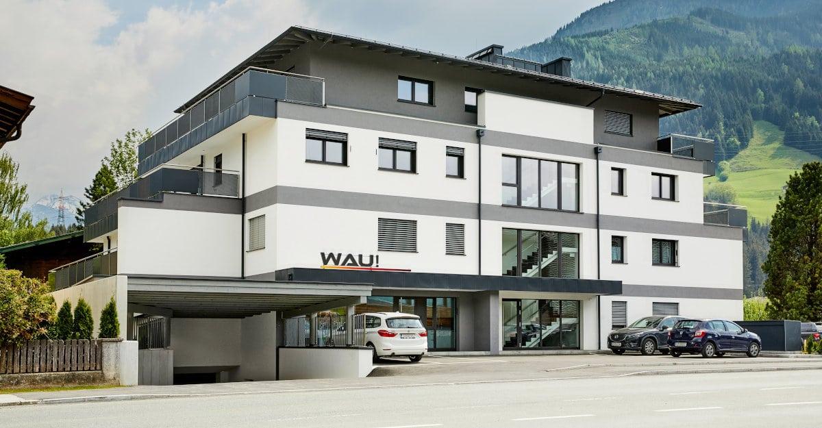 Wau-Wohnbau-Mittersill-Bürostandort